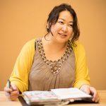 こんにちは、ゆるベジ料理研究家、手帳術研究家 浅倉ユキです。